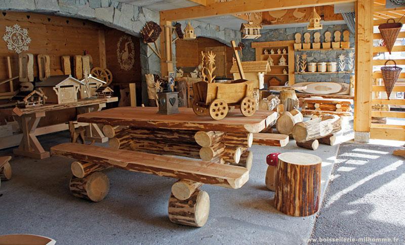 Bois pour meuble exterieur beautiful banc enfant en bois for Deco exterieur bois