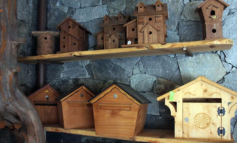 objets d coration jardin fabriqu en bois. Black Bedroom Furniture Sets. Home Design Ideas